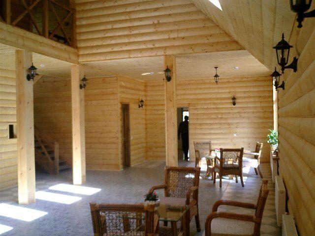 Внутренняя отделка кирпичного дома фото 7